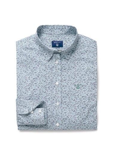 Desenli Gömlek-Gant